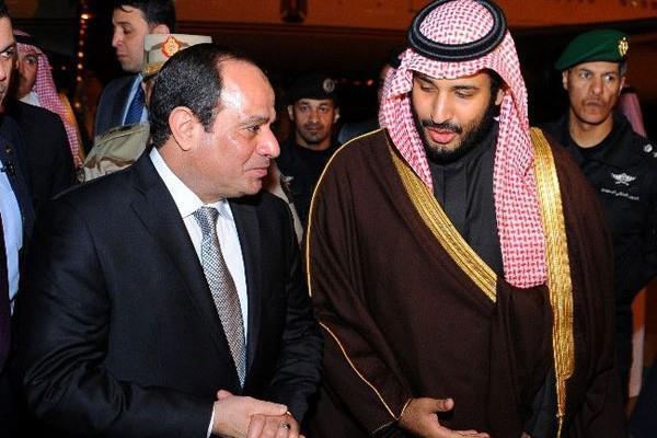 الرئيس السيسي وولي العهد السعودي يفتتحان الأزهر بعد ترميمه