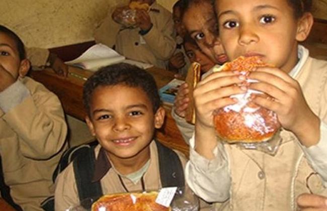 التعليم: عودة التغذية المدرسية بالمدارس الأسبوع المقبل