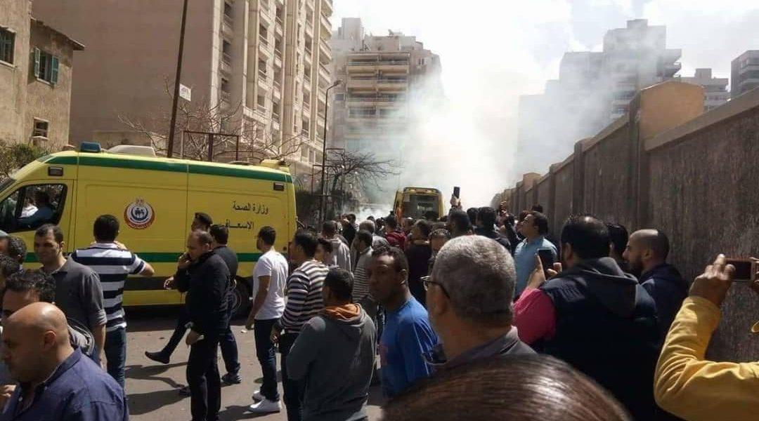 الداخلية تبين تفاصيل حادث انفجار الاسكندرية .. أول تعليق لمدير أمن الاسكندرية