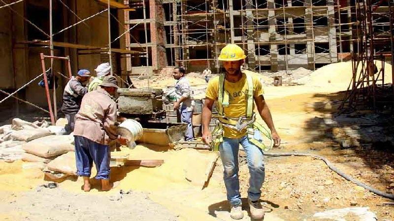 شعبة البناء: إنخفاض أسعار الاسمنت بقيمة 250 جنيه للطن لهذه الاسباب