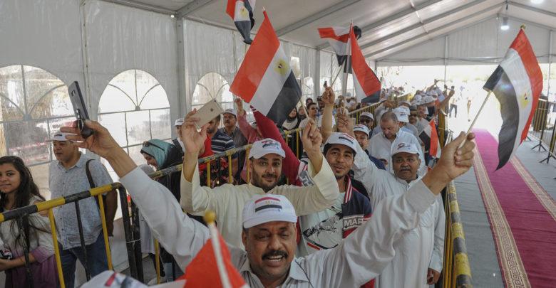 """3 مدن عربية هم الأكثر تصويتًا في الانتخابات الرئاسية 2018.. و""""الخارجية"""": فخر لكل مصر"""