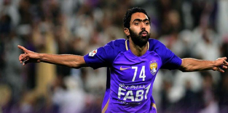 أول رد من نادي العين على عرض الأهلي المصري لضم حسين الشحات