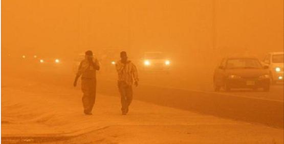 """الأرصاد تحذر من """"عاصفة"""" على البلاد وسقوط أمطار غزيرة ورعدية من الأربعاء للسبت.. وتطالب المحافظات بالاستعداد والمواطنين بالحذر"""