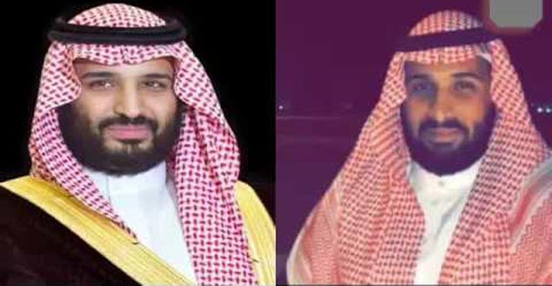 مقطع فيديو لشبيه «محمد بن سلمان» ينتشر على مواقع التواصل الإجتماعي