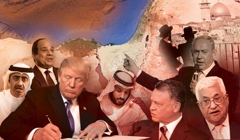 مصر ترفض صفقة القرن التى يطرحها البيت الابيض