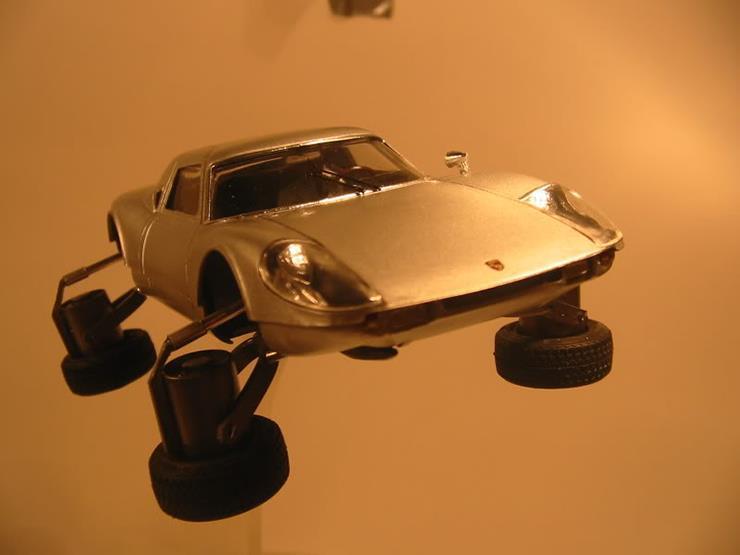 """بورش: تكشف عن موعد ظهور أول """"سيارة طائر"""" من إنتاجها"""