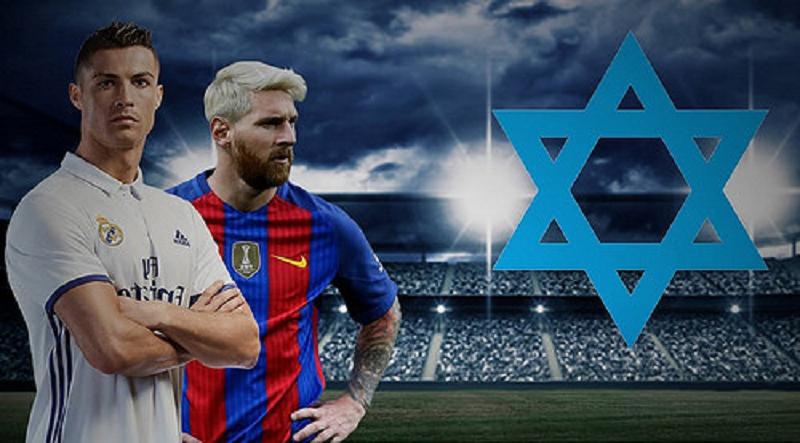 نجوم كرة القدم العالمية تدعم إسرائيل .. تقرير