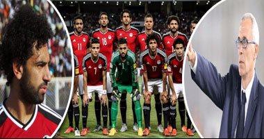 حظوظ الفراعنة في المونديال ومنتخب مصر في كأس العالم روسيا 2018