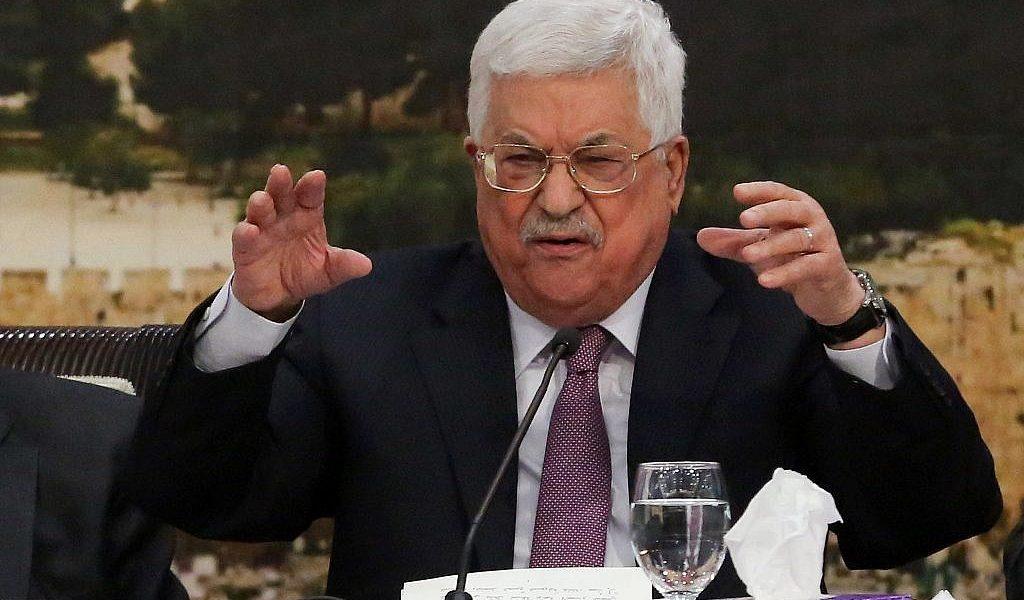 بالفيديو : محمود عباس يسبّ سفير الولايات المتحدة لدى إسرائيل .. فبماذا وصفه؟