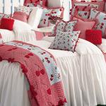 مفارش سرير غرف النوم