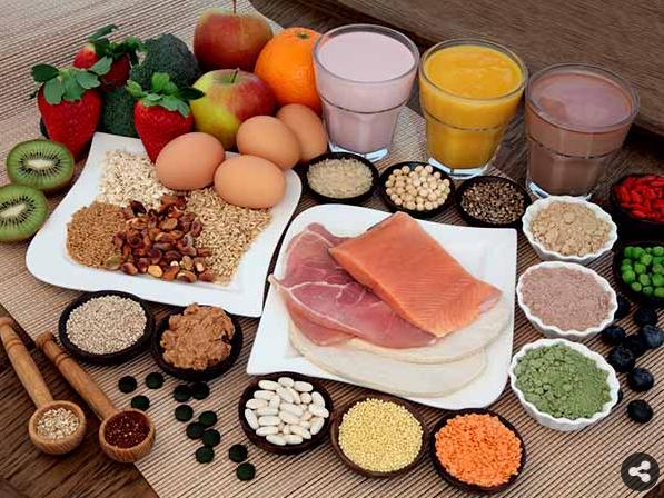 نظام غذائي قائم على البروتين