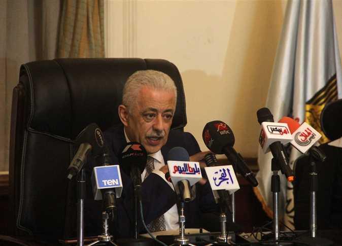 """وزير التعليم: """"مش فاهم الناس معترضة ليه؟.. هو إحنا عايشين في إسرائيل"""""""