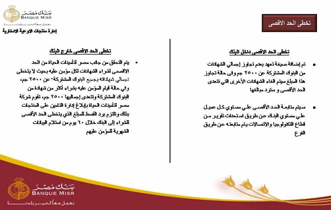 """شهادة ادخار """"أمان المصريين"""" التي تعطي وثيقة تأمين على الحياة ومميزاتها..التفاصيل كاملة 1"""