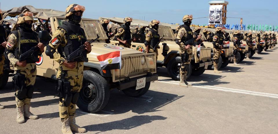 إصابة اثنين من جنود تأمين لجان الانتخابات ببنى سويف