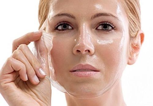 طرق وأنواع تقشير الوجه الكيميائي