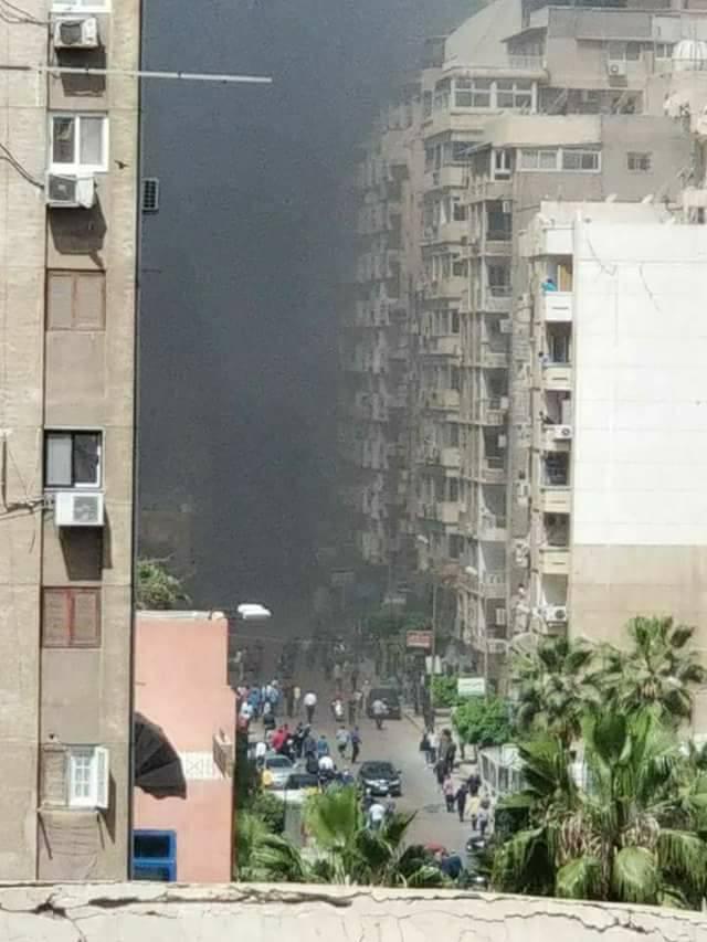 أستشهاد شرطى واصابة أربعة أخرين ونجاة مدير امن الإسكندرية في انفجار سيارة مفخخة