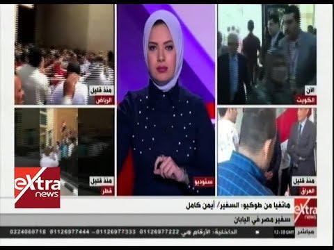 منذ قليل..جماعة الإخوان الإرهابية تحاول عرقلة تصويت الناخبين المصريين بلندن (فيديو)