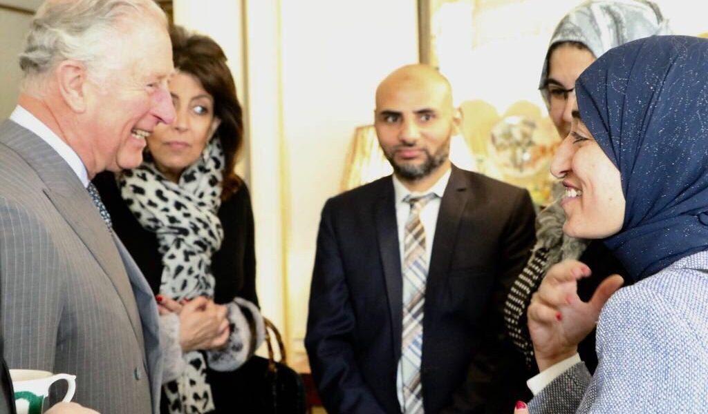 بالصور| ماذا حدث بلقاء الأمير تشارلز مع ٦ من طلبة الأزهر المصريين