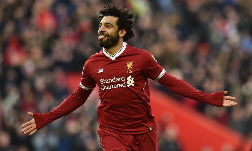 محمد صلاح على وشك حصد لقب أفضل لاعب في الدوري الإنجليزي هذا العام