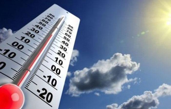 """""""الأرصاد"""": اليوم طقس حار.. والعظمى بالقاهرة 34 درجة"""