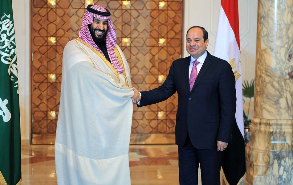 مصر والسعودية توقعان اتفاقية بـ10 مليار دولار و1000 كم مربع من جنوب سيناء نصيب الجانب المصري