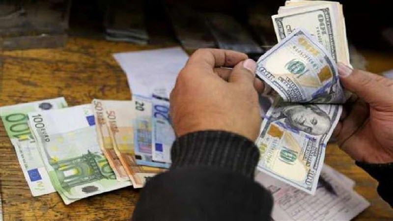 أحدث سعر للدولار  في 10 بنوك في ختام تعاملات اليوم