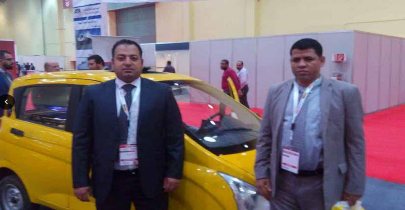 السيارة المصرية بديل التوتوك .. بأربع أبواب وفتحة سقف وتتسع لخمسة أفراد فقط بـ 35 ألف جنيه 1