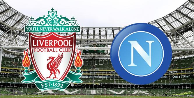 موعد مباراة ليفربول ونابولي اليوم وتردد القنوات المجانية المفتوحة الناقلة