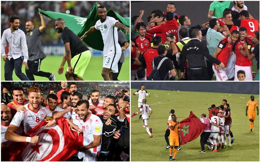 """""""عالم فلك"""" يتوقع تأهل منتخب عربي إلى الدور الثاني في كأس العالم 2018"""
