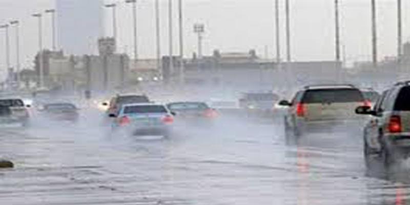 الأرصاد وتحذيرات هامة: «أمطار غزيرة تصل لحد السيول خلال الساعات القادمة على تلك المناطق»