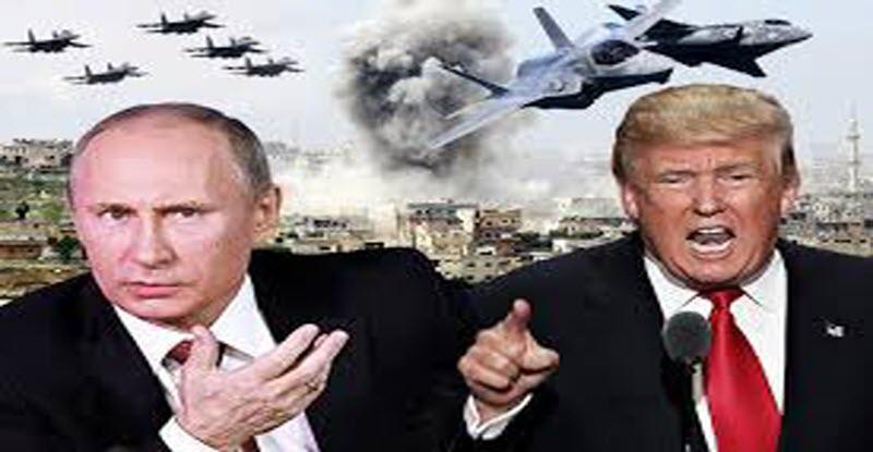 ترامب يتخذ قرار مفاجئ وصادم قبل لقاؤه بالرئيس الروسي