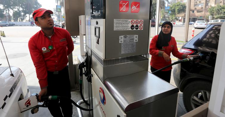 خفض دعم البترول والكهرباء في مصر