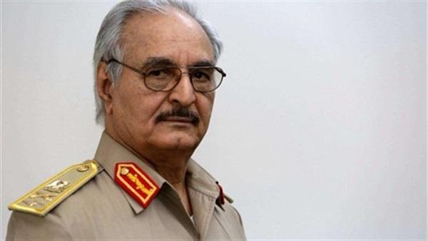 إخوان ليبيا وآخر صرعاتهم .. خليفة حفتر مات والذي عاد شبيه له