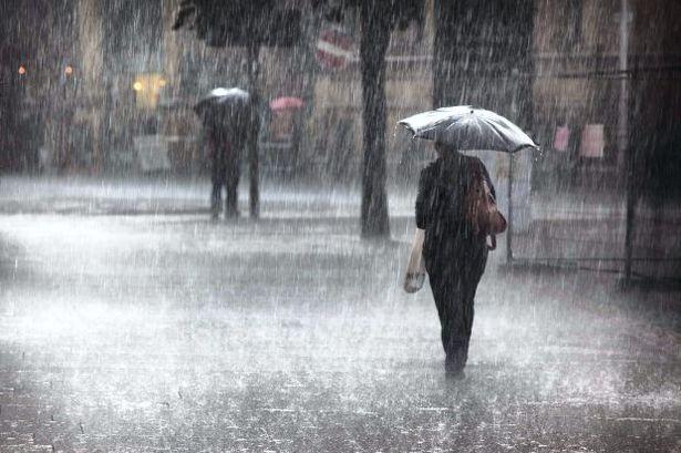 عاجل.. هيئة الأرصاد الجوية: أمطار ورياح تضرب هذه المحافظات خلال ساعات قليلة