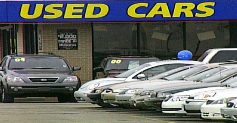 قرار هام لأصحاب السيارات المستعملة