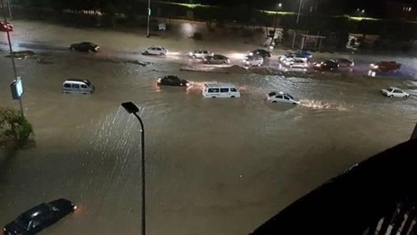 تحذير من الحكومة: «موجة أمطار غزيرة وسيول جديدة تجتاح مصر لمدة ثلاثة أيام متتالية قريباً».. تعرف على موعدها