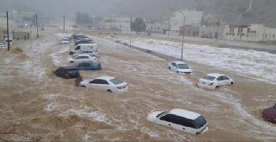 تحذير قوي من «الأرصاد الجوية» بسقوط أمطار وسيول خلال الأيام القادمة