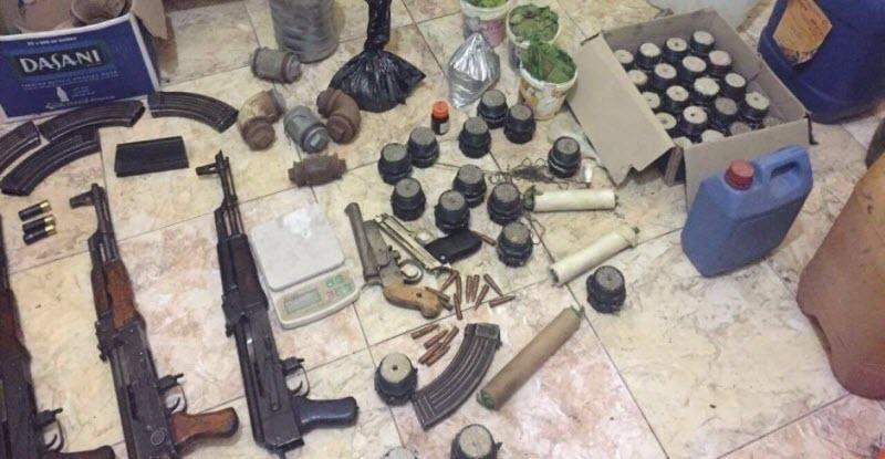 أمن الشرقية يكشف عن ضبط مصدر خطير لإمداد الإرهابيين بالمواد المتفجرة