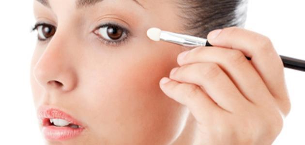 طريقة بسيطة لمكياج الوجه