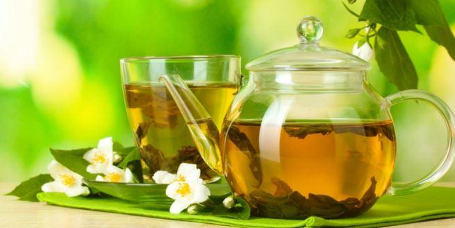 إستخدام الشاي الأخضر فى علاج تساقط الشعر