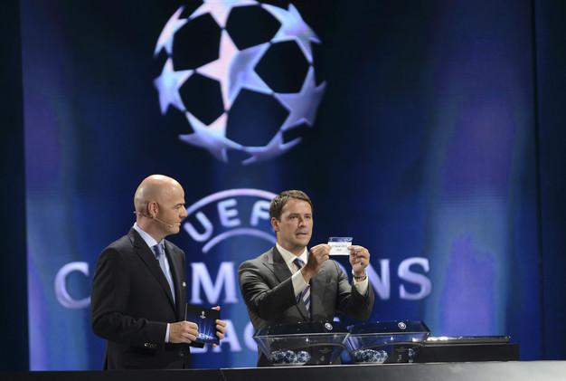 تعرف على قرعة نصف النهائي دوري أبطال أوروبا