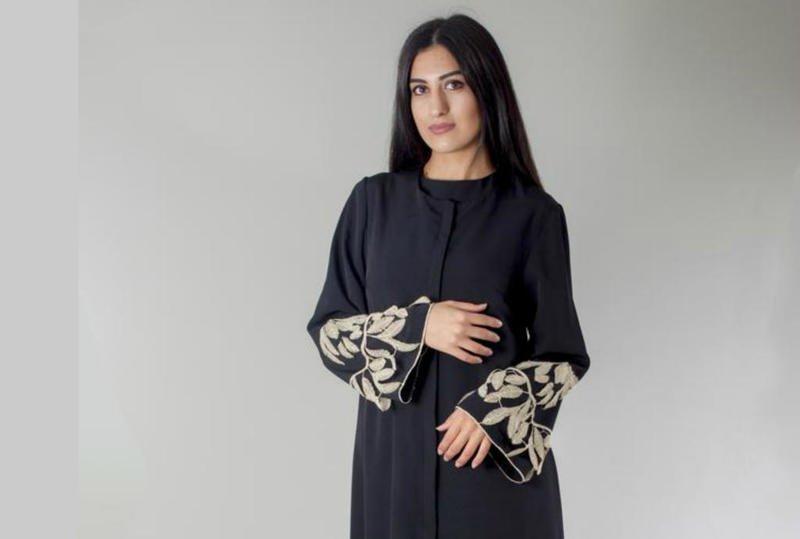 صور عبايات ودريلات جينز للمحجبات وملابس للحوامل بأحدث موضة 2019
