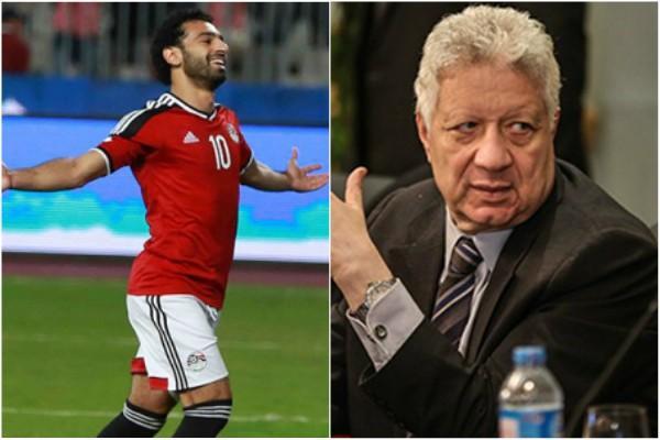 أغرب تعليق من مرتضى منصور بعد تتويج محمد صلاح بجائزةأفضل لاعب في الدوري الإنجليزي
