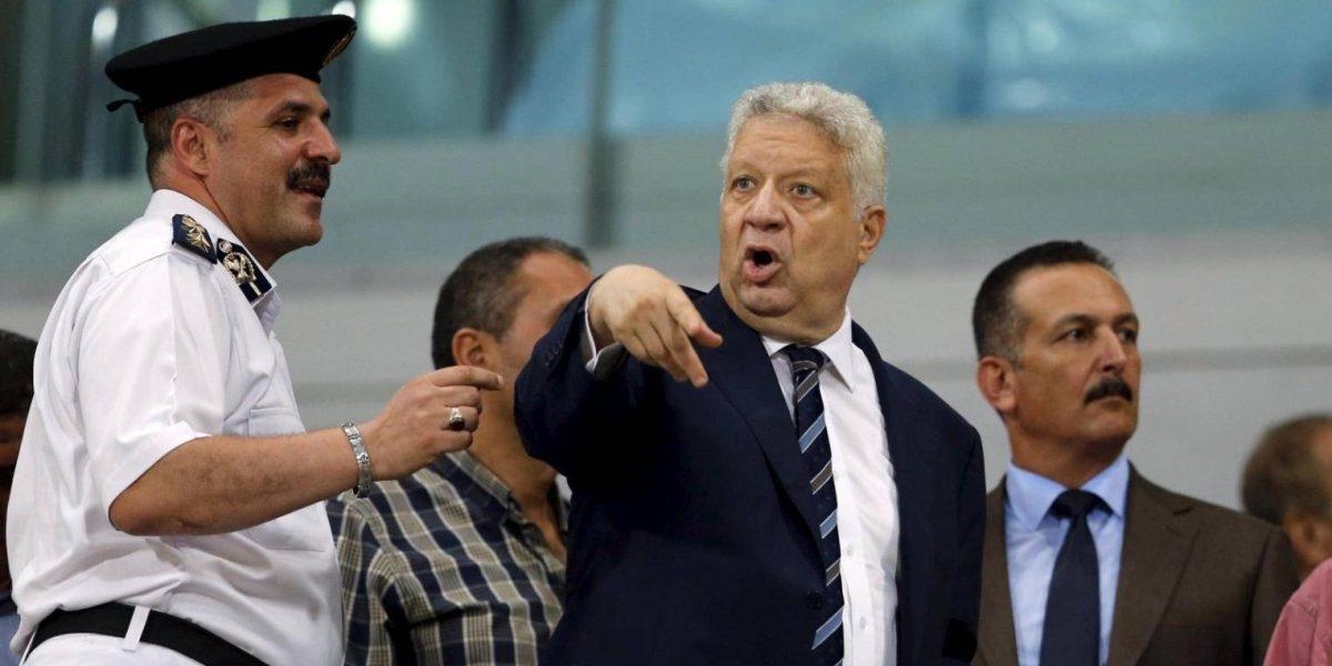 عاجل.. أول قرار من مرتضى منصور بعد تأكد إنسحاب نادي سموحه رسميًا من الكأس