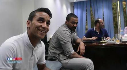 """نادي سيراميكا كليوباترا يخطف """"جوكر ألماظة"""" بعد منافسة مع أندية القمة في الدوري"""
