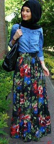 ملابس محجبات في فصل الصيف