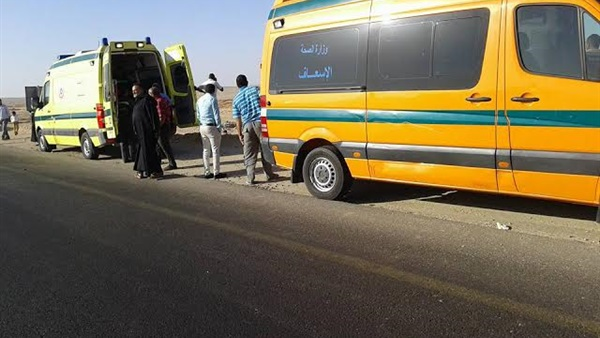 أرتفاع عدد ضحايا حادث تصادم طريق سوهاج إلى 19 متوفي وإصابة 3 آخرون