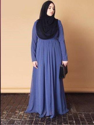 أزياء فترة الحمل للمحجبات