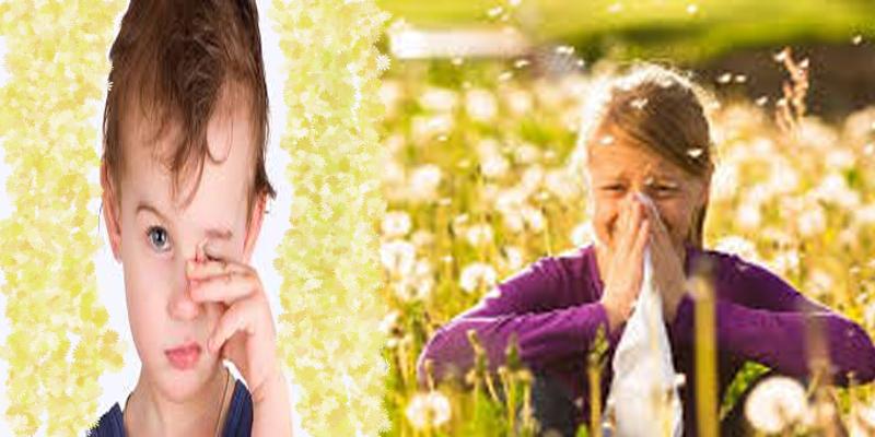 أمراض الحساسية في فصل الربيع و طرق الوقاية منها