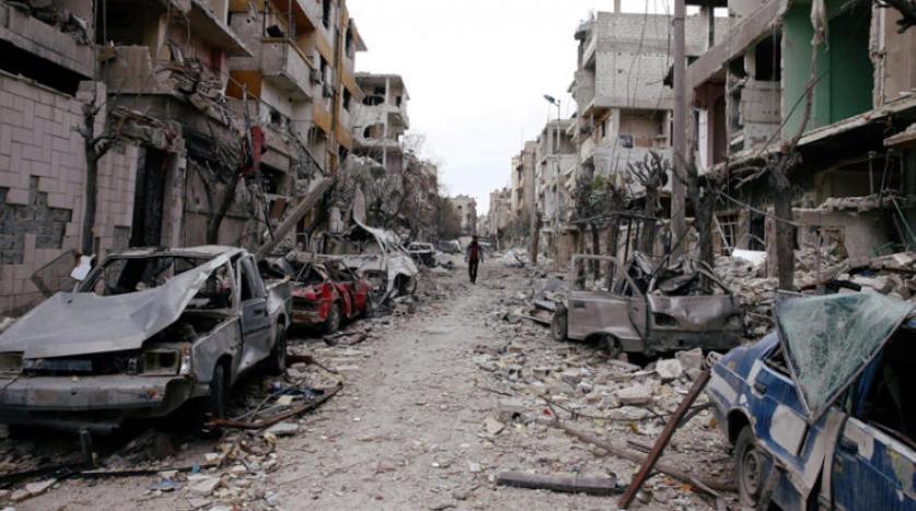 سوريا فى خطر